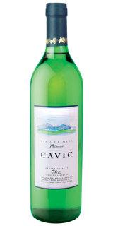 Vinho Cavic Branco 750 ml