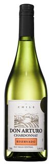 Vinho Don Arturo Reservado Chardonnay 750 ml