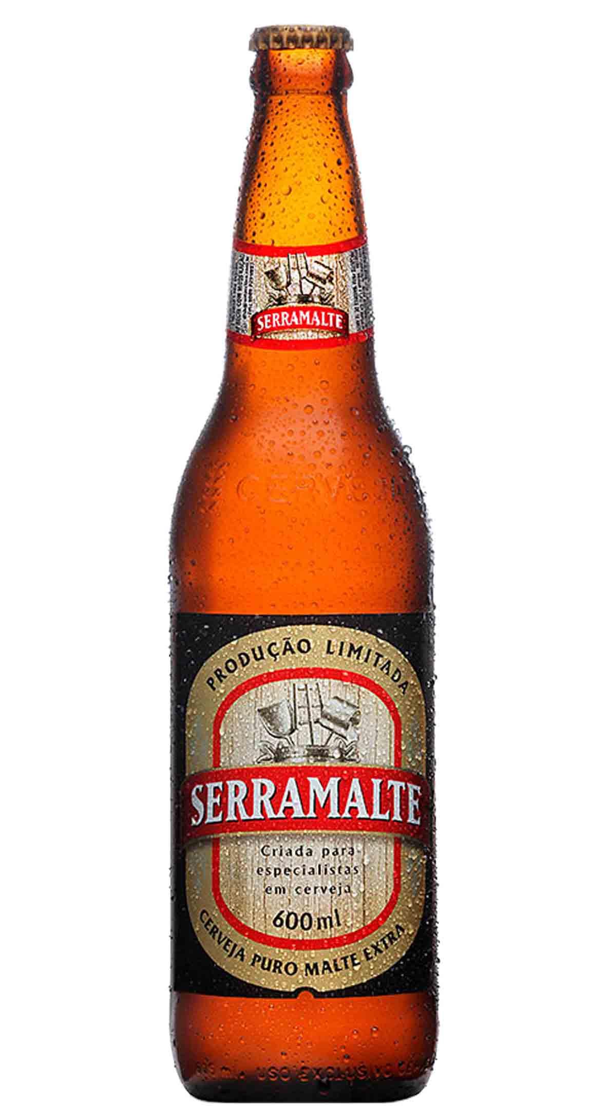 Cerveja Serramalte 600 ml - Imigrantes Bebidas