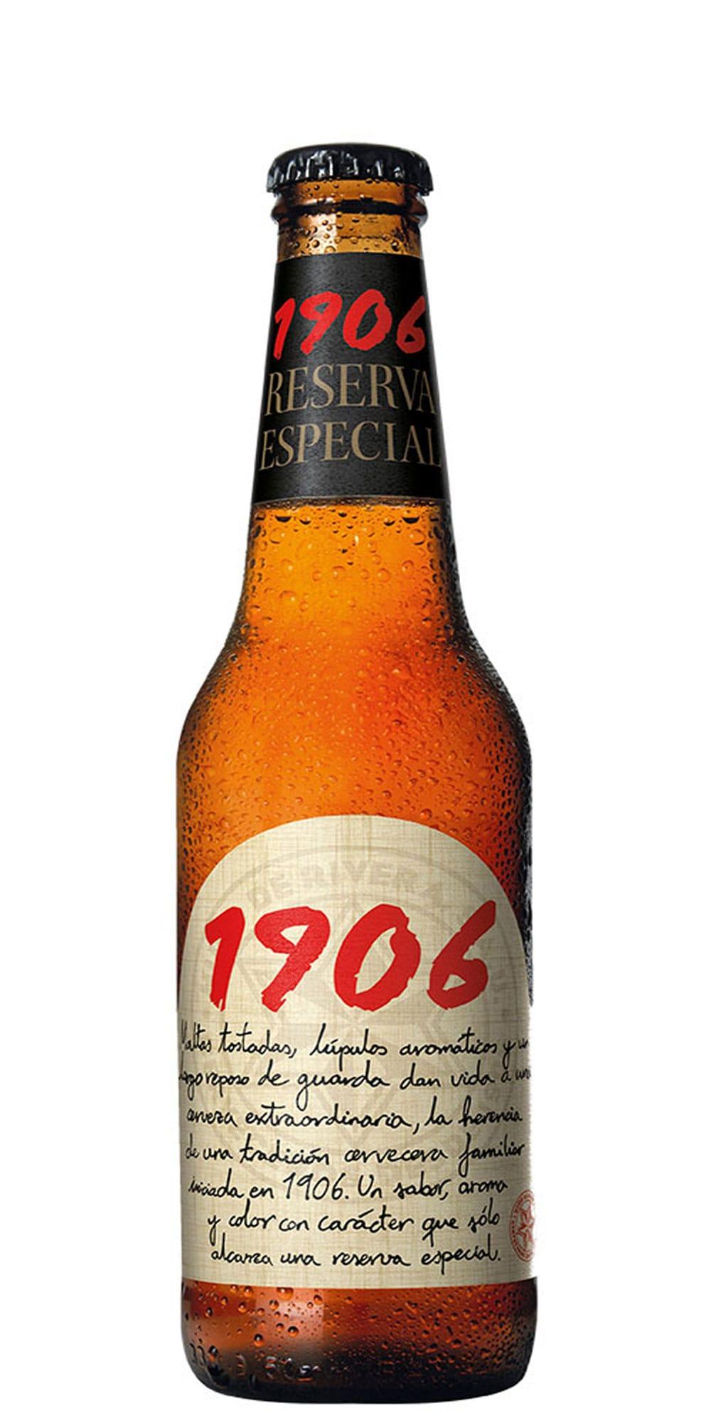 cerveja 1906 reserva especial 500ml imigrantes bebidas