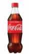 Refrigerante Coca Cola Pet 600 ml